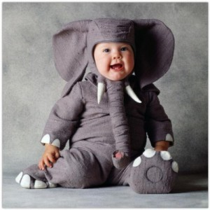 funny-baby-kid-elephant-dress-photo